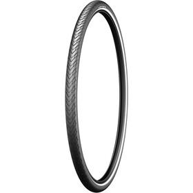 """Michelin Protek Wired-on Tire reflex 28"""", black"""